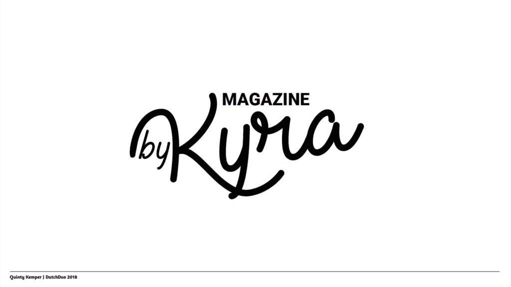 Quinty Kemper Portfolio 2018 Kyra logo 1