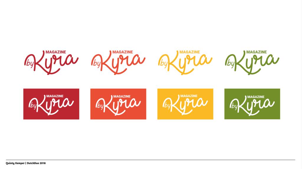 Quinty Kemper Portfolio 2018 Kyra logo 1 colors