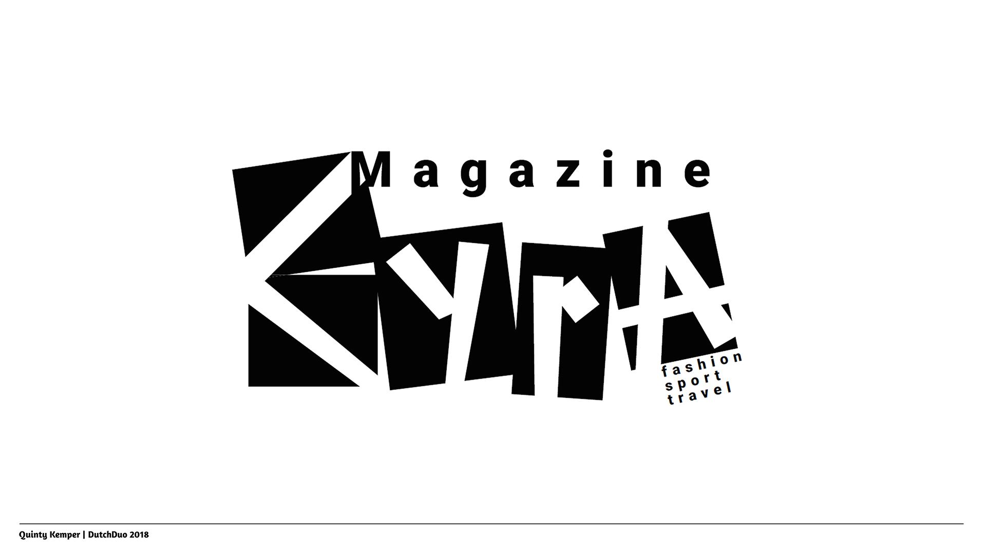 Quinty Kemper Portfolio 2018 Kyra logo 2