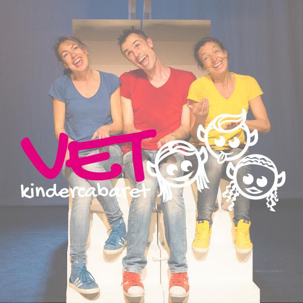 Quinty Kemper Portfolio item VET Kindercabaret 2018