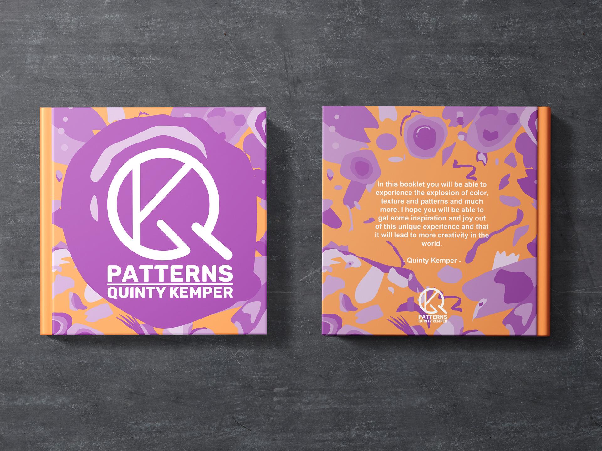 patterns book voor- en achterzijde