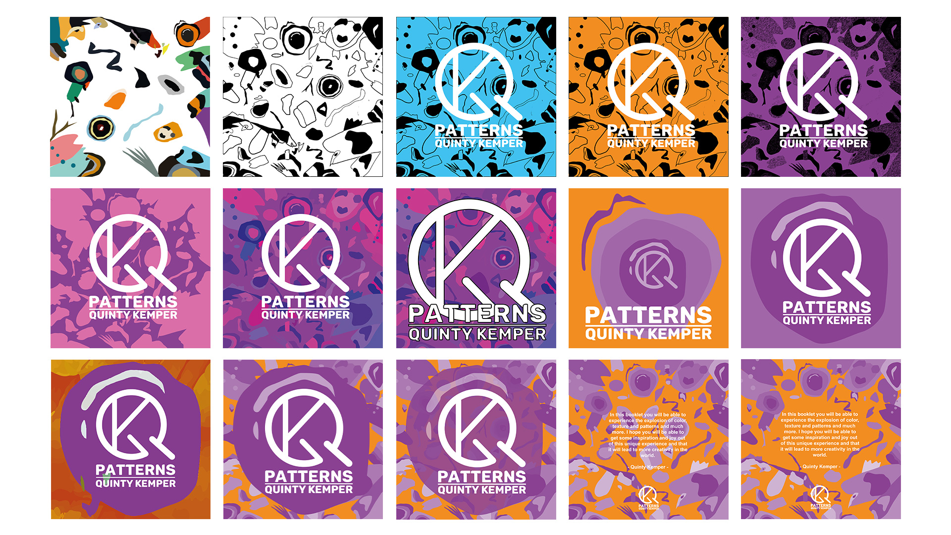 patterns book iteraties